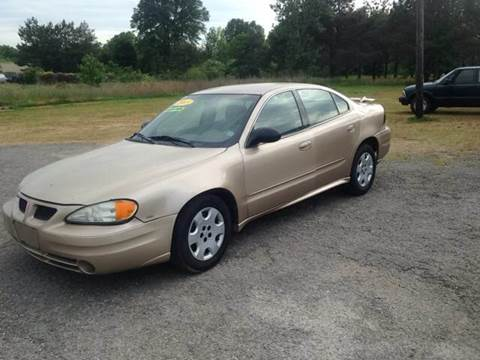 2005 Pontiac Grand Am for sale in Shannon MS
