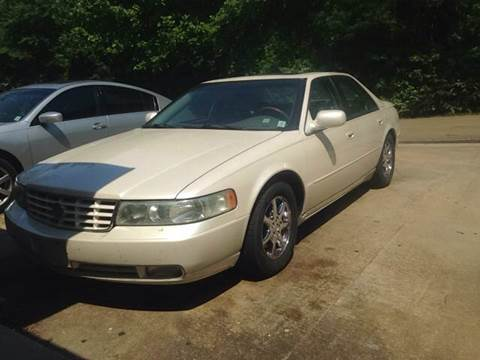 2003 Cadillac Seville for sale in Shannon, MS