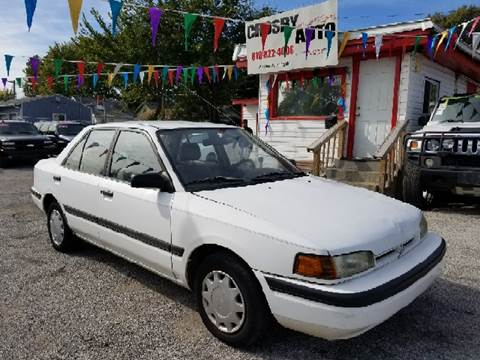 1994 Mazda Protege for sale at Crosby Auto LLC in Kansas City MO