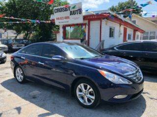 2013 Hyundai Sonata for sale at Crosby Auto LLC in Kansas City MO