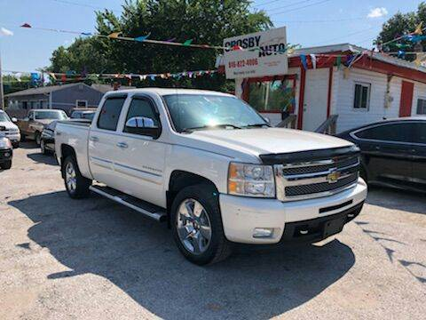 2011 Chevrolet Silverado 1500 for sale at Crosby Auto LLC in Kansas City MO