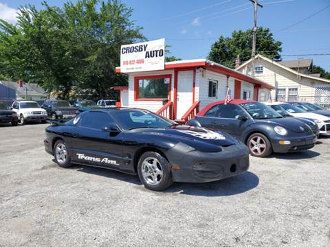 1998 Pontiac Firebird for sale in Kansas City, MO