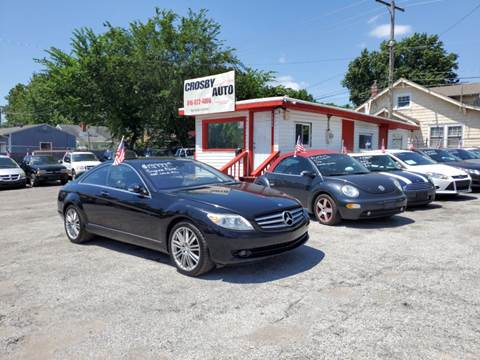 Crosby Auto Llc Used Cars Kansas City Mo Dealer