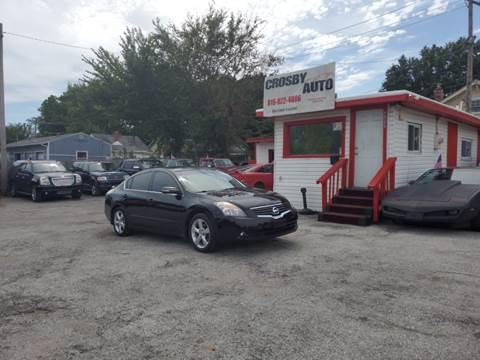 Crosby Auto LLC - Used Cars - Kansas City MO Dealer