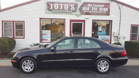 2005 Mercedes-Benz E-Class for sale in Deptford, NJ