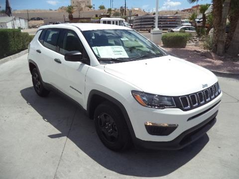 2017 Jeep Compass for sale in Bullhead City, AZ