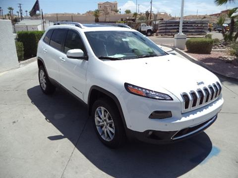 2017 Jeep Cherokee for sale in Bullhead City, AZ
