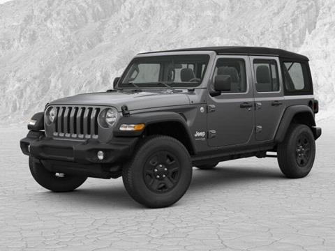 Jeep Wrangler Unlimited For Sale - Carsforsale.com®