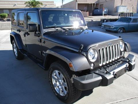 2018 Jeep Wrangler Unlimited for sale in Bullhead City, AZ