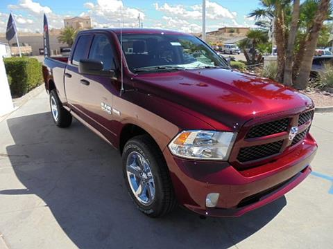 2017 RAM Ram Pickup 1500 for sale in Bullhead City, AZ