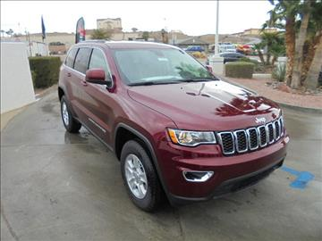 2017 Jeep Grand Cherokee for sale in Bullhead City, AZ
