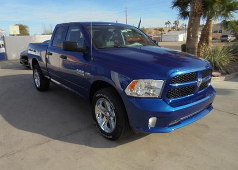 2017 RAM Ram Pickup 1500 for sale in Bullhead City, AZ