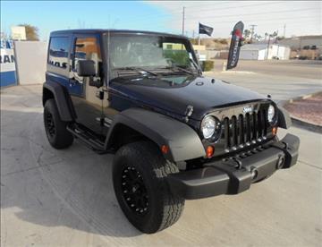 2011 Jeep Wrangler for sale in Bullhead City, AZ
