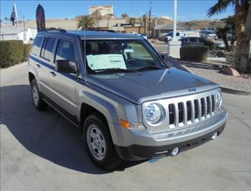 2017 Jeep Patriot for sale in Bullhead City, AZ