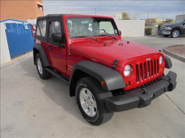 2010 Jeep Wrangler for sale in Bullhead City, AZ