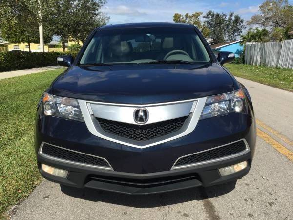 Acura Mdx SHAWD Dr SUV In Fort Lauderdale FL Premium Cars - Acura of fort lauderdale
