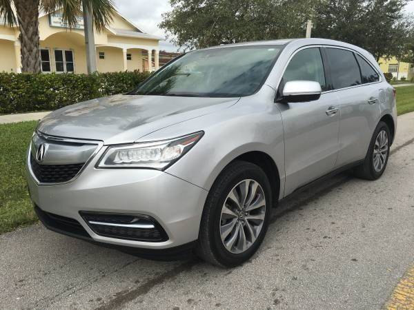 Acura Mdx Dr SUV WTechnology Package In Fort Lauderdale FL - Acura dealer fort lauderdale