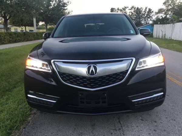 Acura Mdx Dr SUV In Fort Lauderdale FL Premium Cars - Acura of fort lauderdale