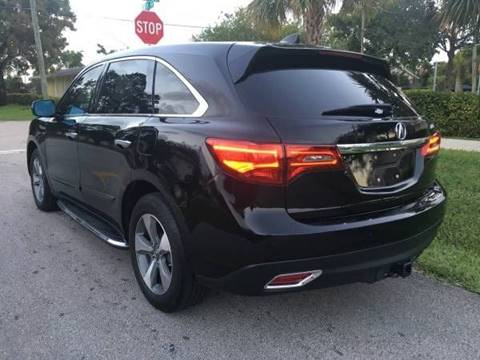 Acura Used Cars Pickup Trucks For Sale Fort Lauderdale Premium Cars - Acura of fort lauderdale