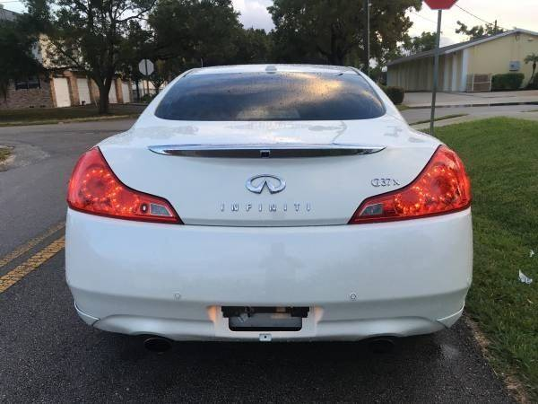 2011 Infiniti G37 Coupe Awd X 2dr Coupe In Fort Lauderdale Fl