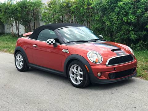 Used Mini Cooper Roadster For Sale Carsforsalecom
