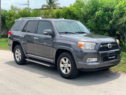 2011 Toyota 4runner For Sale >> Used 2011 Toyota 4runner For Sale In Florida Carsforsale Com