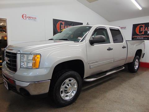 2009 GMC Sierra 2500HD for sale in Amherst, NH
