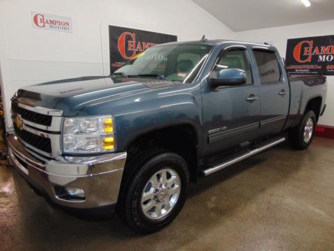 2011 Chevrolet Silverado 2500HD for sale in Amherst, NH