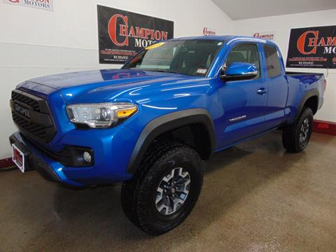 2016 Toyota Tacoma for sale in Amherst, NH