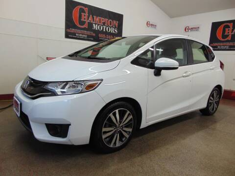 2016 Honda Fit for sale at Champion Motors in Amherst NH