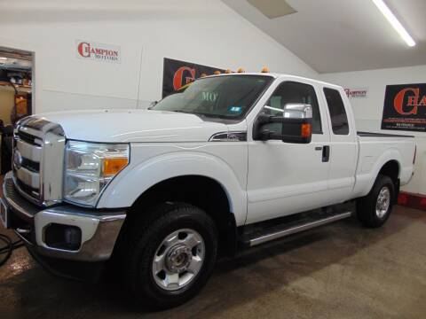 2011 Ford F-250 Super Duty for sale at Champion Motors in Amherst NH
