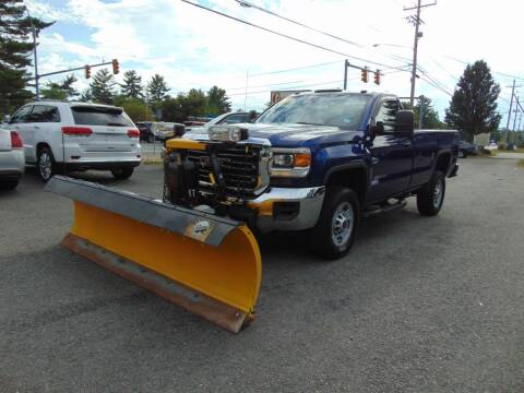 2015 GMC Sierra 2500HD for sale at Champion Motors in Amherst NH