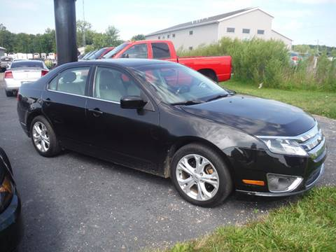 2011 Ford Fusion for sale in Goshen, IN