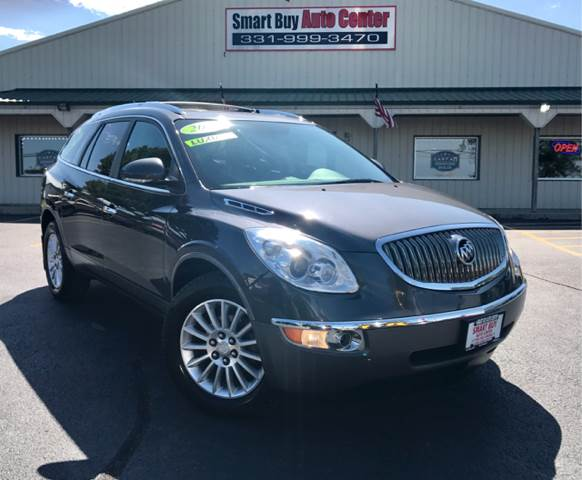 2012 Buick Enclave Leather 4dr Crossover In Aurora Il Smart Buy