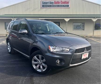 2010 Mitsubishi Outlander for sale in Aurora, IL