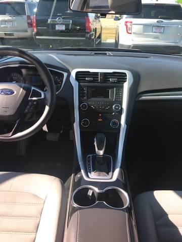 2014 ford fusion s 4dr sedan in aurora il - smart buy auto center