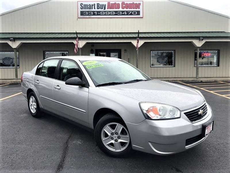 2007 Chevrolet Malibu For Sale At Smart Buy Auto Center In Aurora IL