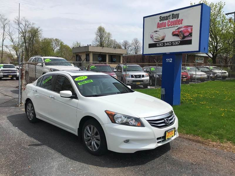 2012 Honda Accord for sale in Aurora, IL