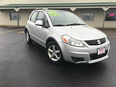 2008 Suzuki SX4 Crossover for sale in Aurora, IL