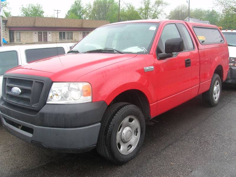 2006 ford f 150 xl 2dr regular cab styleside 6 5 ft sb in franklin in bob 39 s 31 south auto sales. Black Bedroom Furniture Sets. Home Design Ideas