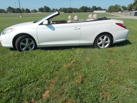 2006 Toyota Camry Solara for sale in Franklin, IN