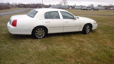2007 Lincoln Town Car for sale in Franklin, IN
