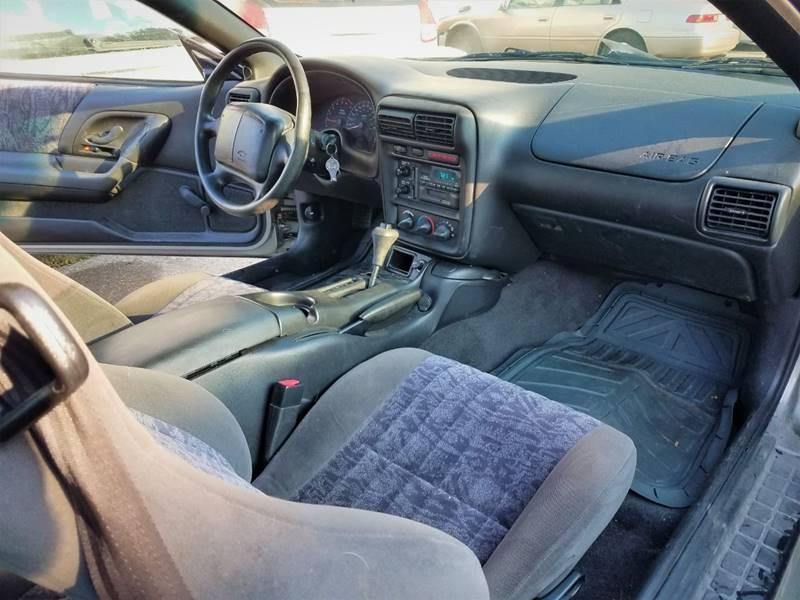 2001 Chevrolet Camaro 2dr Hatchback - Ankeny IA