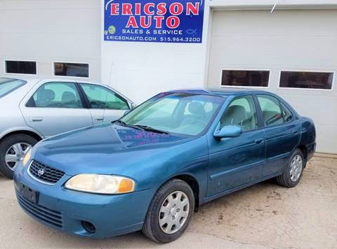2002 Nissan Sentra for sale in Ankeny, IA