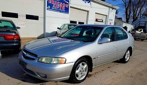 2001 Nissan Altima Gxe >> 2001 Nissan Altima For Sale In Ankeny Ia