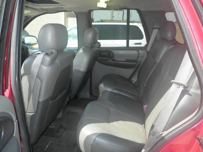 2002 Chevrolet TrailBlazer LTZ 4WD 4dr SUV - Ankeny IA
