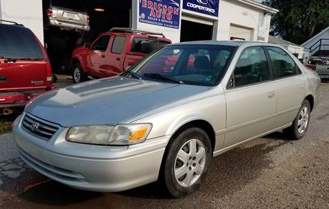2000 Toyota Camry for sale at Ericson Auto in Ankeny IA