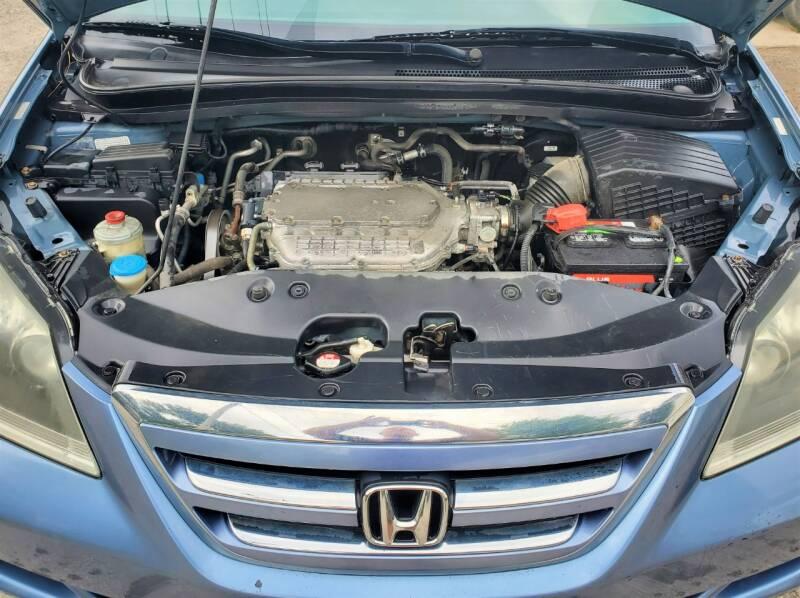 2006 Honda Odyssey EX-L 4dr Mini-Van - Ankeny IA