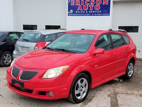 2006 Pontiac Vibe for sale in Ankeny, IA