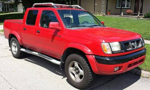 2000 Nissan Frontier for sale in Ankeny, IA